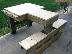 Shooting bench plans Shooting bench Outdoor shooting range Bench plans Woodworking bench Shooting range - Custom Shooting Bench Plans This bench design personally selected by our expert Gunsmith - Outdoor Shooting Range, Shooting Table, Shooting Stand, Shooting House, Shooting Rest, Trap Shooting, Woodworking Workbench, Woodworking Projects, Garage Workbench