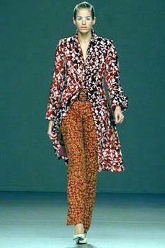 Silk Velvet Jacket + Wool Embroidery Trouser by Marta Fernandez