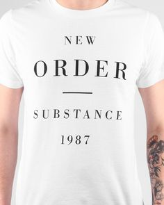 New Order - Substance 1987