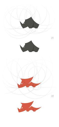 Rhino  Triceratops by Tomasz Loska - Skillshare