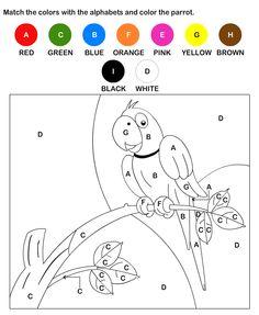 Printables Printable Worksheets For Kids connect numbers worksheets kids learning fun esl efl kindergarten color by letter worksheets