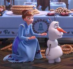 """""""Oh, Olaf"""""""