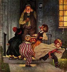) Happy Halloween (