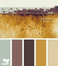 Grass palette.