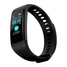 Color Screen Smart Wristband Sports Bracelet Heart Rate Blood Pressure / Oxygen Monitor Fitness Tracker for iPhone 5 Price history. Product ID: Iphone 5s, Fitness Tracker Bracelet, Sport Armband, Mens Digital Watches, Wearable Device, Smart Bracelet, Heart Rate Monitor, Blood Pressure, Smart Watch