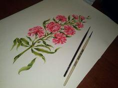 #Aliüsküdari ilk çiçek taramam