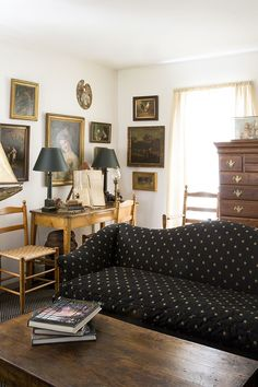 Three Decades of Antiques At Home in Lafayette, New Jersey | Design*Sponge