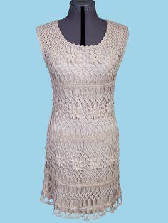 Scully Sweet Summer Crochet Dress http://dumbblondeboutique.com/scswsucrdr1.html