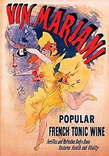 A French poster from 1894 by Jules Chéret that captures the vibrant spirit of the Belle Époque.