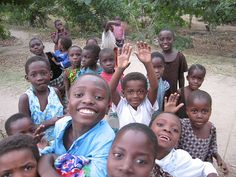 I fell in love with the children in Malawi, Africa on the Amazing Race and hope to do a humanitarian visit there some day.