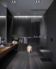 Luxury Bathroom Master Baths Dreams is unquestionably important for your home. Whether you pick the Luxury Bathroom Master Baths Beautiful or Luxury Master Bathroom Ideas, you will make the best Small Bathroom Decorating Ideas for your own life. Bad Inspiration, Interior Design Inspiration, Bathroom Inspiration, Home Interior Design, Design Ideas, Ikea Interior, Layout Design, Font Design, Interior Door