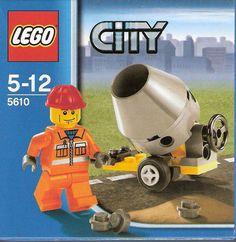 City - Builder [Lego 5610]