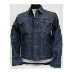 """Wrangler(랭글러) Real Vintage Jacket""""지잘""""[20 MJL 64 MODEL]"""