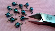 """How to make """"Cluster Earrings"""""""