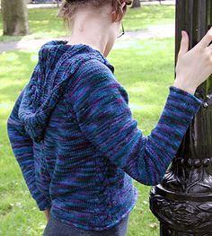 Free+Knitting+Pattern+-+Women's+Sweaters:+Bpt+Hooded+Raglan+Sweater