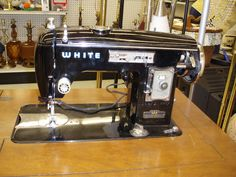370 best sewing images on pinterest antique sewing machines white fandeluxe Choice Image