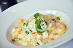 As seen on Italian Kitchen's Dine Out Vancouver 2014 Menu - Lobster Ravioli