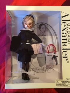MADAME ALEXANDER 'MISS ST. JOHN BY MARIE GRAY - NEIMAN MARCUS EXCLUSIVE DOLL!