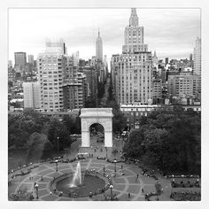 MT @artafex: A long view from #pdf12 and Washington Square Park. #PDplus @ Washington Square Park
