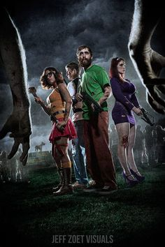 Scooby-Doo-In-Zombie-Hunter love this pic... this may be my halloween costume