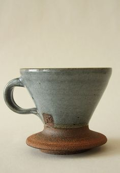 ceramic pour over brewer - Google Search