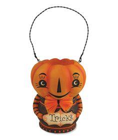 Happy Jack Bucket | Johanna Parker Halloween