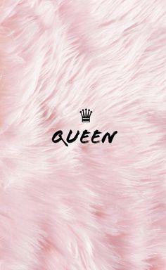 Queens Wallpaper, Pink Queen Wallpaper, Wallpaper Quotes, Cool Wallpaper, Lock Screen Wallpaper