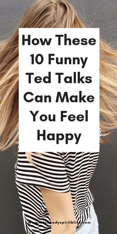 Ted talks are great for a lot of things. They're educational, inspirational, and sometimes even funny. These are the 10 funniest Ted Talks videos about life that I've ever seen. Check it out now and pin it for future reference! Ted Talks Video, Best Ted Talks, Self Development, Personal Development, Ted Talks Motivation, Inspirational Ted Talks, Thing 1, Me Time, Best Self