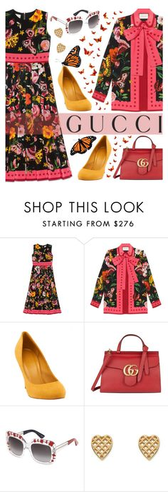 """Gucci Garden Exclusive Collection"" by ana3blue ❤ liked on Polyvore featuring Gucci"