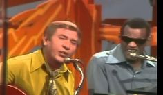 Buck Owens & Ray Charles - Crying Time