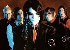 My Chemical Romance | Ritual at Midnight†: My Chemical Romance