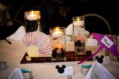 disney wedding decorations | Ultimate Disney Weddings Centerpieces - Mulan | Decorations