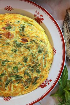 This savory frittata will take about 15 minutes, including the cooking time, putting weeknight dinner on the fast track. (Photo: Jim Wilson/The New York Times)