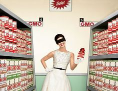 """Genetically modified foods are all over your supermarket, but you'd never know it from the nutrition labels. How worried should you be? ~ 1.Go Organic. 2. Look For The """"Non-GMO Project"""" Seal.  3. Use The Non-GMO Shopping Guide.  4. Shop With GM-Free Retailers.  5. Blindfolds Off!  The FDA has until the end of March to respond to the petition asking for GMO labeling—and that means it's not too late to sign on if GM foods worry you.  Read article for more info..."""