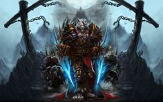 World Of Wwarcraft Wallpaper Worgen