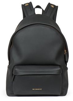 Givenchy Small Faux-Leather Backpack