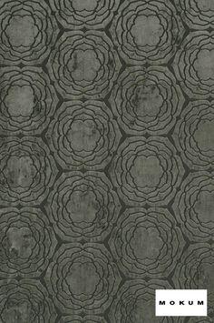 Mokum Water Lily - Zinc | Ideal Drape Makers
