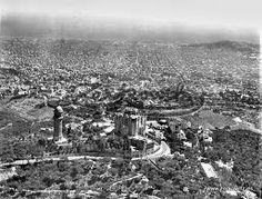 EL TIBIDABO 1900