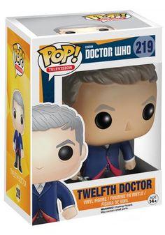 Funko Pop! - 12th Doctor 219 - Funko Pop! van Doctor Who