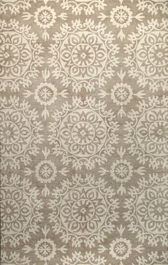 Bashian Rugs Norwalk Taupe Floral Area Rug Reviews