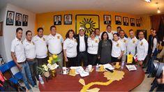 El Comité Ejecutivo Municipal del PRD dio la bienvenida a diputado del PAN en su registro como precandidato a la Presidencia Municipal de Morelia – Morelia, Michoacán, 7 de febrero ...
