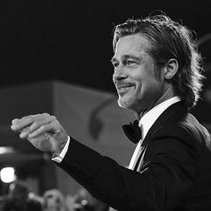 Instagram Bratt Pitt, Venice Film Festival, Brad And Angelina, Iconic Movies, Movie Stars, Beautiful People, Cinema, Handsome, Celebs