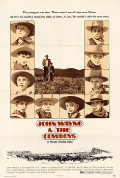 CAST: John Wayne, Roscoe Lee Browne, A. Martinez, Bruce Dern, Colleen Dewhurst, Slim Pickens, Robert Carradine, Clay O'Brien, Nicolas Beauvy; DIRECTED BY: Mark Rydell; PRODUCER: Mark Rydell; Features: