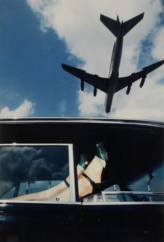 snowce: Guy Bourdin