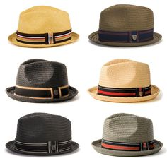 This is called a Brixton Castor Fedora. It is a Trilby hat. NEVER NEVER NEVER call a trilby a fedora. Fedoras generally start looking good on guys after they have a few gray hairs. Trilbys only look good when they are burning. Sharp Dressed Man, Well Dressed Men, Sport Fashion, Mens Fashion, Traje Casual, Pork Pie Hat, Straw Fedora, Stylish Hats, Cool Hats