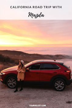 Looking for a quick road trip in California? Here's a guide to the best California road trip to Santa Barbara, Solvang and Pismo Beach in the Mazda Best Travel Guides, Travel Advice, Travel Tips, Travel Destinations, Travel Ideas, Visit California, California Travel, Visit Santa Barbara, Los Padres National Forest