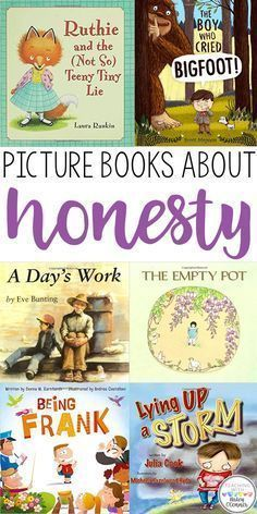 Picture Books About