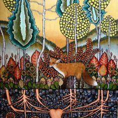 Fall Bloom – Chris Huang Art