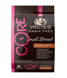 Wellness CORE Dry Dog Food | Small Breed