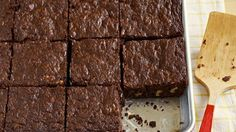 Get this all-star, easy-to-follow Outrageous Brownies recipe from Ina Garten